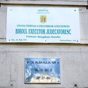 Adresa Birou Executor Judecatoresc Ulman Bogdan Vasile